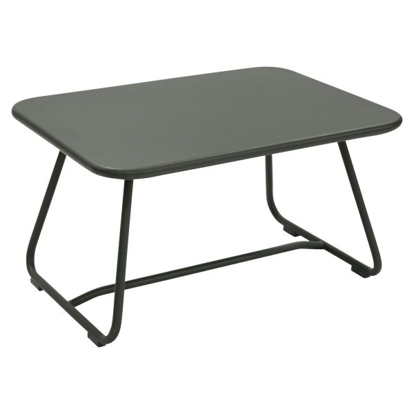 Fermob Sixties Low Table in Rosemary