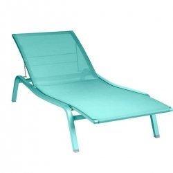 Alize Sunlounge in colour Lagoon Blue from Alize Contemporary Outdoor Lounge