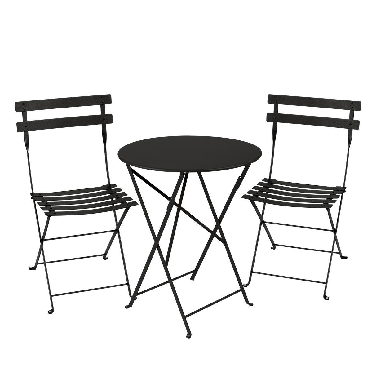 bistro outdoor cafe setting bistro outdoor furniture jardin. Black Bedroom Furniture Sets. Home Design Ideas