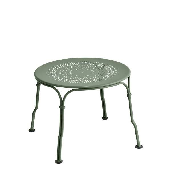 Fermob 1900 Low Table in Cactus