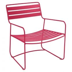 Surprising Outdoor Lounge Chair in colour Pink Praline from Surprising Collection
