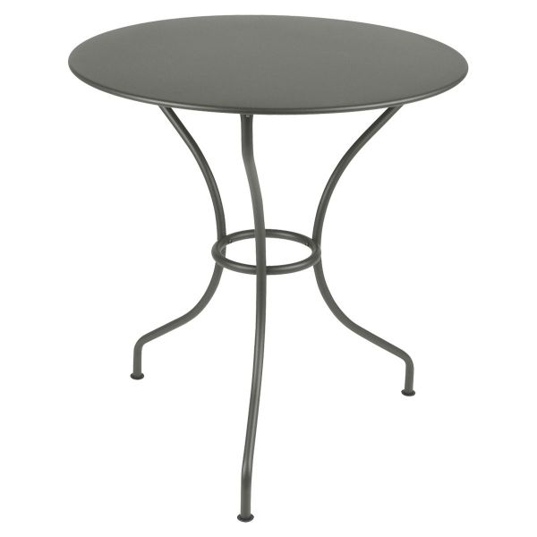 Fermob Opera Round Table 67cm in Rosemary