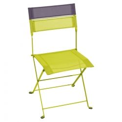 Latitude Outdoor Chair in colour Verbena from Latitude Collection