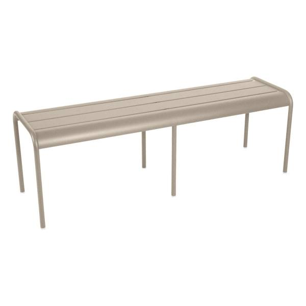 Fermob Luxembourg Bench in Nutmeg