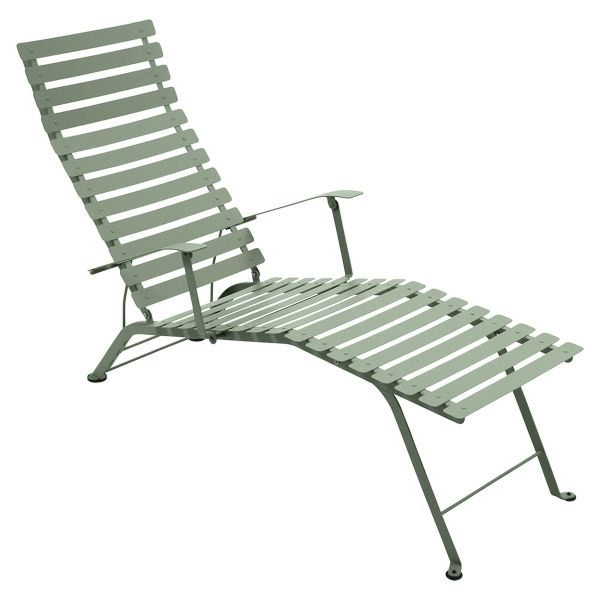 Fermob Bistro Deck Chair in Cactus