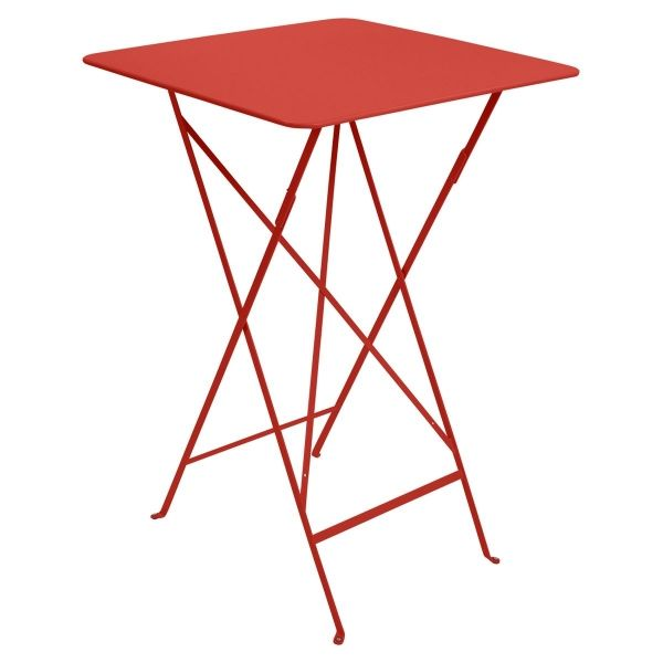 Fermob Bistro High Table 71 x 71cm in Capucine