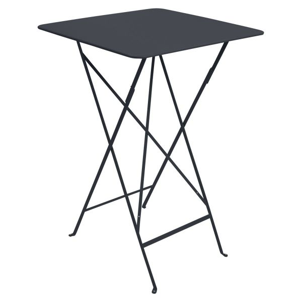 Fermob Bistro High Table 71 x 71cm in Anthracite