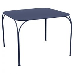 Kintbury Outdoor Table in colour Deep Blue from Kintbury Collection