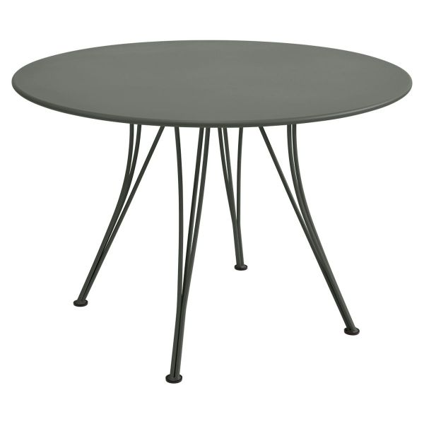 Fermob Rendez-vous Table Round 110cm in Rosemary