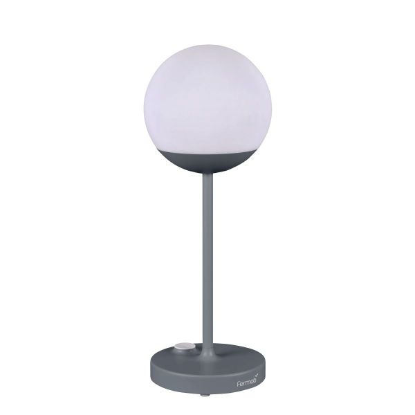 Fermob Mooon! Lamp in Storm Grey