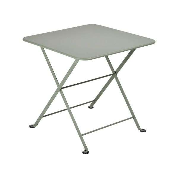 Fermob Tom Pouce Low Table 50 x 50cm in Cactus