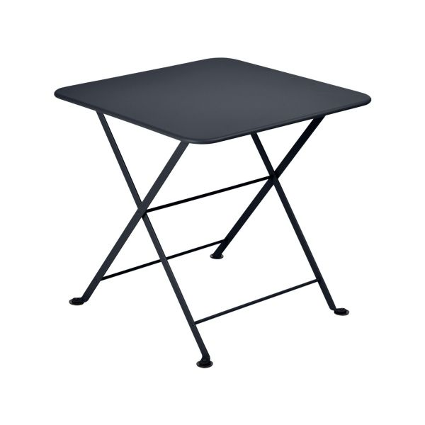 Fermob Tom Pouce Low Table 50 x 50cm in Anthracite