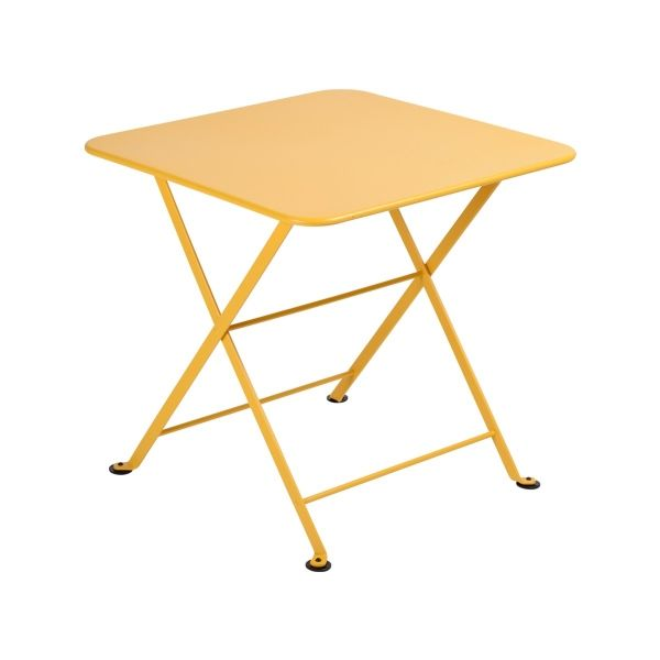Fermob Tom Pouce Low Table 50 x 50cm in Honey