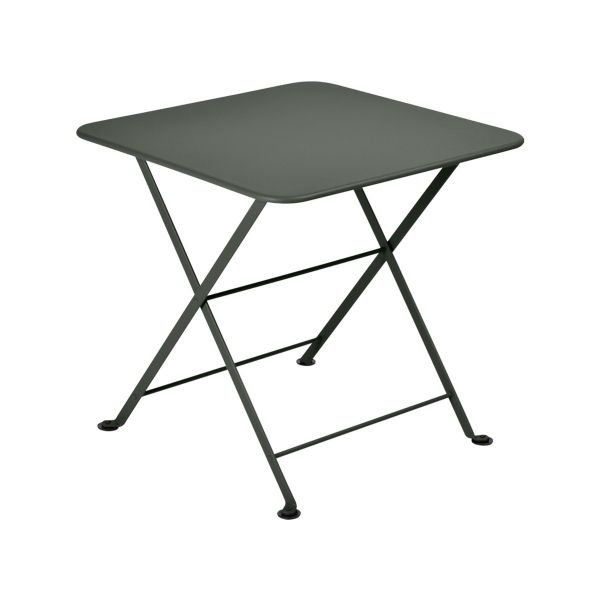 Fermob Tom Pouce Low Table 50 x 50cm in Rosemary