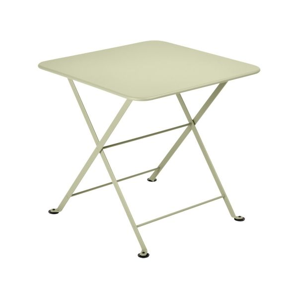 Fermob Tom Pouce Low Table 50 x 50cm in Willow Green