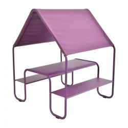 Picnic Children's Hut in colour Aubergine from Picnic Collection