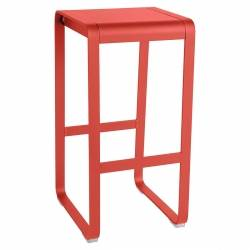 Bellevie High Stool in colour Capucine from Bellevie Contemporary Outdoor Furniture