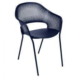 Kate Armchair in colour Deep Blue from Kate Collection