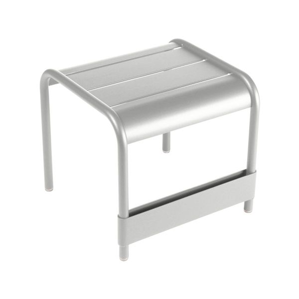 Fermob Luxembourg Small Low Table in Steel Grey