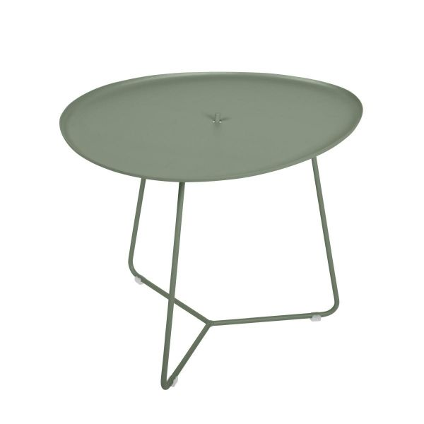 Fermob Cocotte Low Table in Cactus