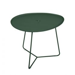 Cocotte Low Table in colour Cedar Green from Cocotte Collection