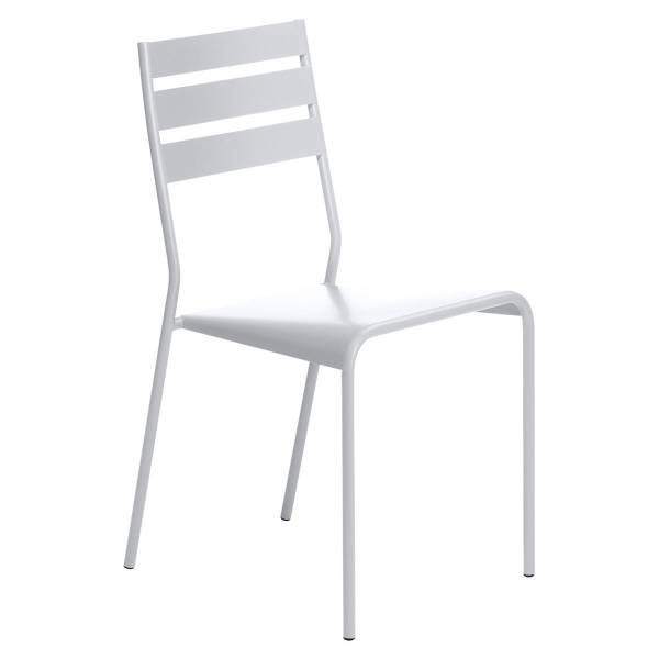 Fermob Facto Chair in Cotton White