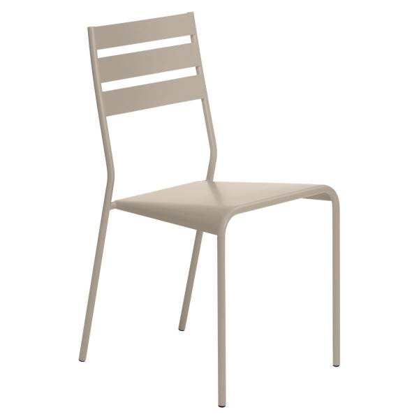 Fermob Facto Chair in Nutmeg