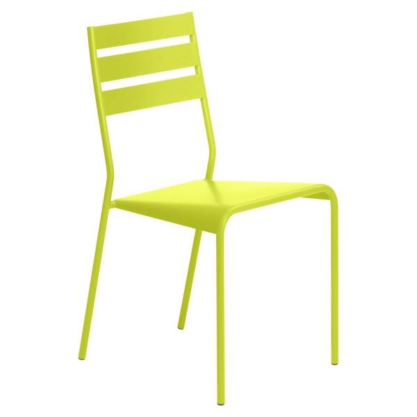 Fermob Facto Chair in Verbena