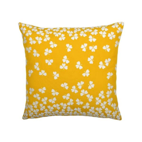 Fermob Trefle Cushion 44 x 44cm in Honey
