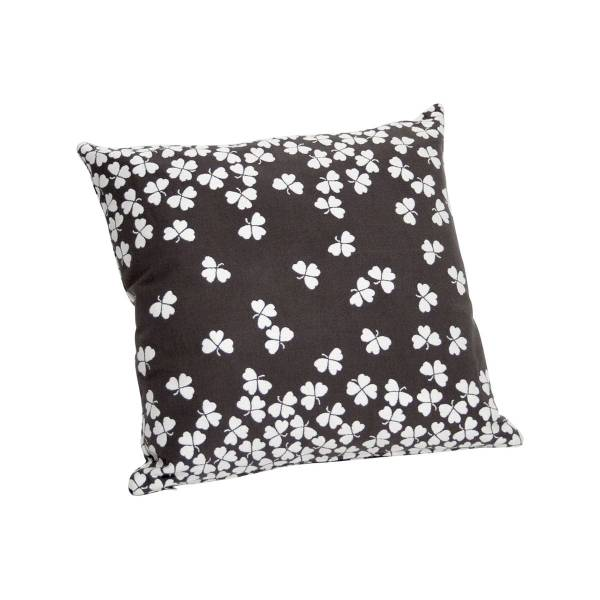 Fermob Trefle Cushion 44 x 44cm in Anthracite