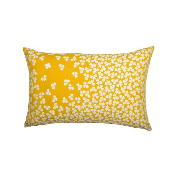 Fermob Trefle Cushion - 68 x 44cm in Honey