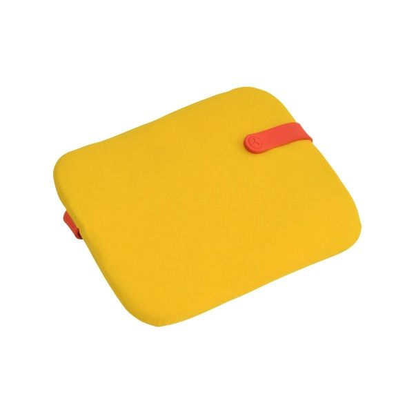 Fermob Colour Mix Bistro Cushion 38 x 30cm in Toucan Yellow