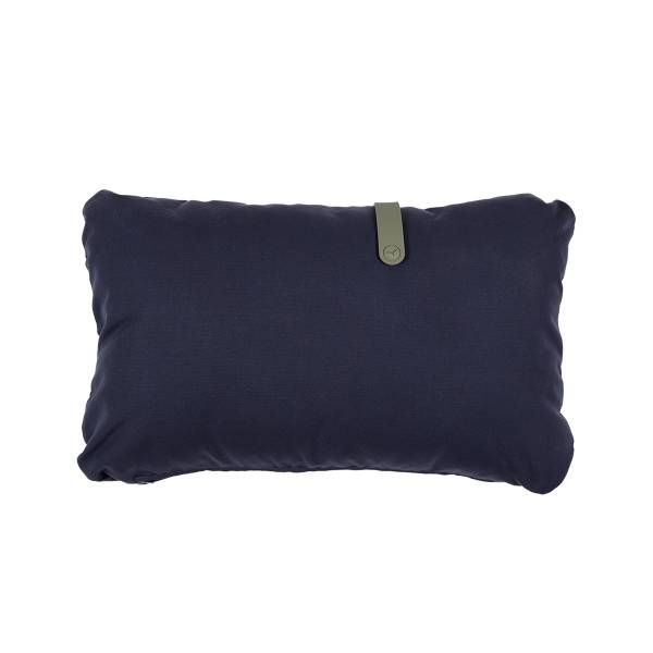 Fermob Colour Mix Cushion 68 x 44cm in Night Blue