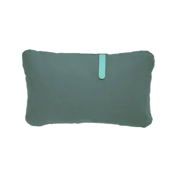 Fermob Colour Mix Cushion 68 x 44cm in Safari Green