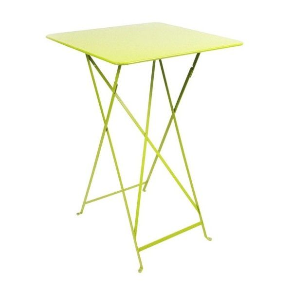 Fermob Bistro High Table 71 x 71cm in Verbena