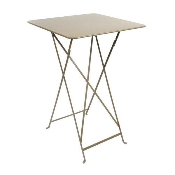 Fermob Bistro High Table 71 x 71cm in Nutmeg