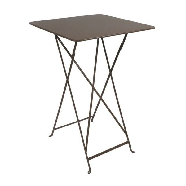 Fermob Bistro High Table 71 x 71cm in Russet