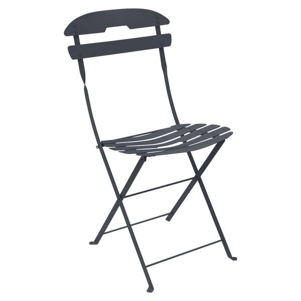 Fermob La Môme Chair in Anthracite