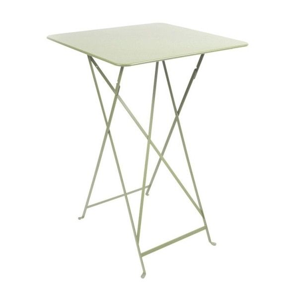 Fermob Bistro High Table 71 x 71cm in Willow Green