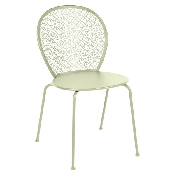 Fermob Lorette Chair in Willow Green