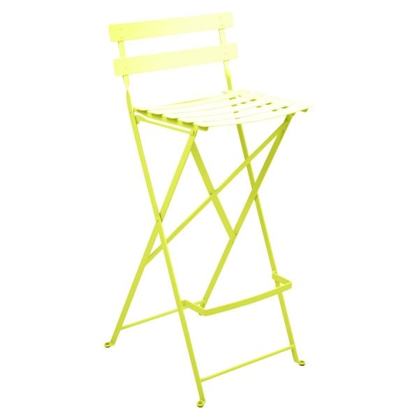 Fermob Bistro High Stool in Verbena