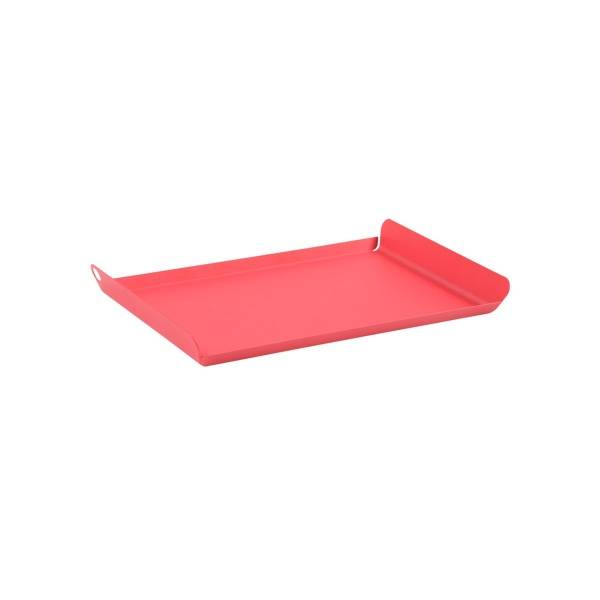 Fermob Alto Tray Small in Pink Praline