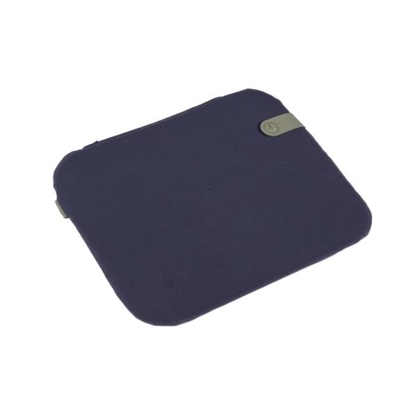 Fermob Colour Mix Bistro Cushion 38 x 30cm in Night Blue