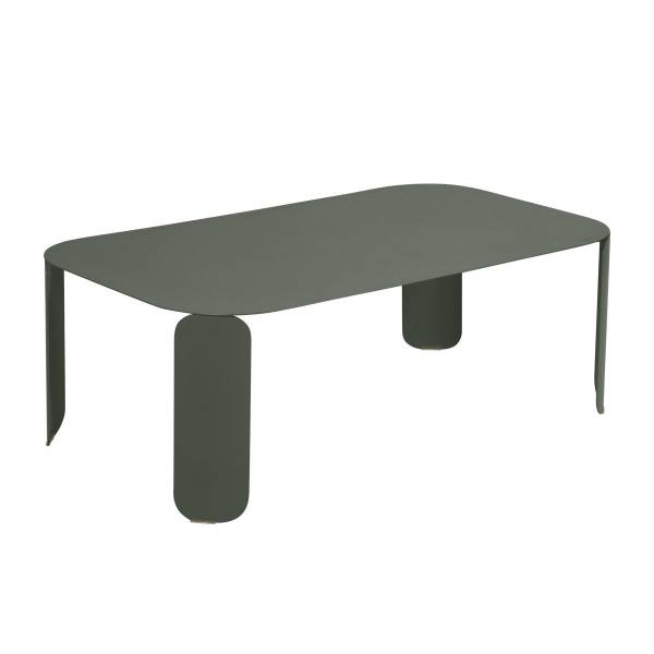 Fermob Bebop Low Table 120 x 70cm - 42 cm High in Rosemary