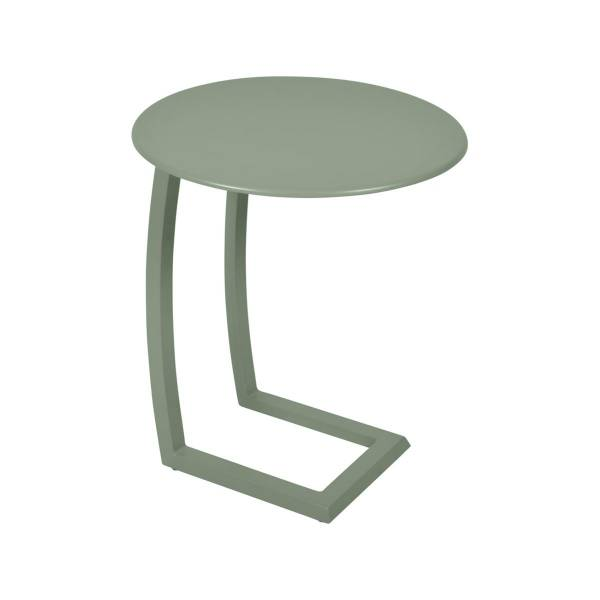 Fermob Alize Offset Low Table in Cactus