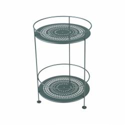 Fermob Guinguette Side Table - Perforated Top
