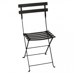 Bistro Outdoor Folding Chair in colour Carrot from Bistro Outdoor Furniture