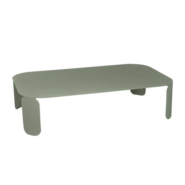 Fermob Bebop Low Table 120 x 70cm - 29cm High in Cactus