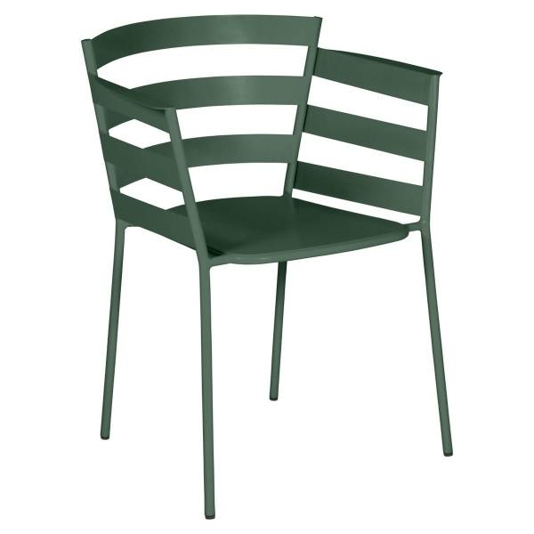 Fermob Rythmic Armchair in Cedar Green