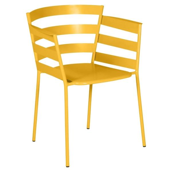 Fermob Rythmic Armchair in Honey